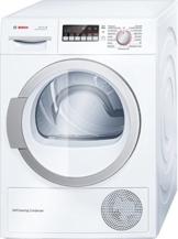 Bosch WTW86271 Wärmepumpentrockner / A++ / 8 kg / Weiß / Selbstreinigender Kondensator -