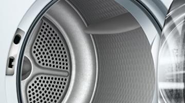 Bosch WTE86103 Kondenstrockner Maxx 7 Sensitive / B / 7 kg / Weiß / Sensitive Drying / Duo -Tronic - Serie 4 -