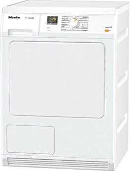 Miele TDA150C D LW Kondenstrockner / B / 7 kg / Lotosweiß / Punktgenaue Trocknung für alle Textilien - Perfect Dry / Duftende Wäsche / Fragrance Dos -