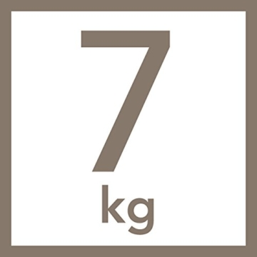 AEG LAVATHERM T72275AC Kondenstrockner / B / 7 kg / Wolle Programm / 40 Minuten Kurzprogramm / weiß -