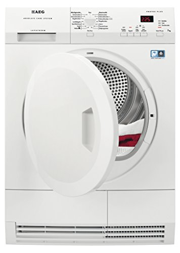 AEG T65770IH4 Wärmepumpentrockner / A++ / 7 kg / Startzeitvorwahl / weiß -