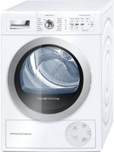 Bosch WTY87701 Home Professional Wärmepumpentrockner / A++ / 8 kg / Weiß / Selbstreinigender Kondensator / Anti Vibration -