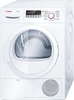 Bosch WTB86200 Kondenstrockner / B / 8 kg / Weiß / Autodry / Antivibration Design -