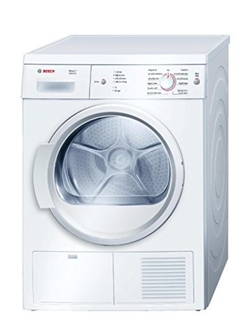 Bosch WTE86103 Kondenstrockner Maxx 7 Sensitive / B / 7 kg / Weiß / Sensitive Drying / Duo -Tronic - Serie 4 -