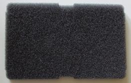 Schwammfilter Filter Filtermatte Vlies Wärmepumpentrockner Beko Blomberg DPU7340 X / DPU8340 X 2964840100 Grundig GTK 4851 -