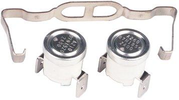 Thermostate / Thermostat-Kit für Bauknecht & Whirlpool Trockner, Kondenstrockner – Teile-Nr. 481225928681 -